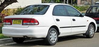 gallery of ford laser