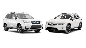 subaru crosstrek 2016 hybrid subaru xv vs impreza haven u0027t decided between 2014 subaru
