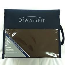 Queen Sheets Dreamfit World Class Cotton Sheets Degree 3