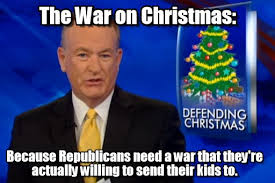 War On Christmas Meme - the war on christmas woc meme on memegen