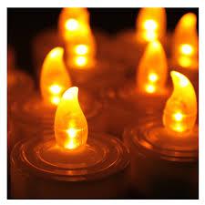led tea lights battery life ew 100pcs lot battery operated led candle tea light candles