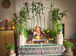 Simple Home Decorating by 5 Simple Home Decor Ideas For Ganesh Chaturthi By Monica Chadha