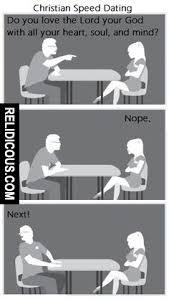 Speed Dating Meme - christian speed dating via relidicous com waiting