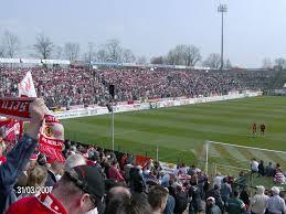 Wm Wohnzimmer Union Berlin Stadion An Der Alten Försterei Mapio Net