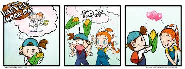 harvest moon 8th annual harvest moon day comic 3 readysoup