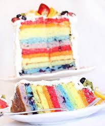 36 best rainbow cake images on pinterest colorful birthday cake