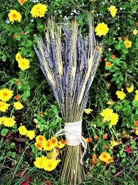 lavender harvest bouquet rustic dried lavender wheat bouquet lavender harvest bouquet rustic dried lavender wheat bouquet autumn summer spring weddings bridal or bridesmaid home decor gifts