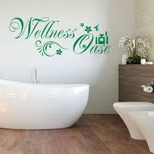 wandtattoos badezimmer wandtattoo wellness oase wandtattoos für badezimmer wall de