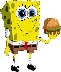 Spongebob Krabby Patty Meme - sponge bob krabby patty stickers by salodelyma redbubble
