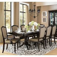 9 dining room set homelegance marston 9 dining table and chair set wayside