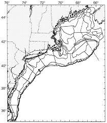 Map Of Northeast Predator Size Prey Size Relationships Of Marine Fish Predators