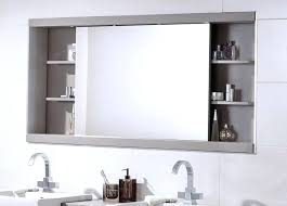 Mirror Bathroom Cabinet With Lights Cabinet With Mirror For Bathroom Juracka Info