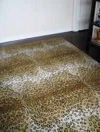simple animal print carpet tiles home interior design simple