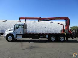 kenworth for sale in california palfinger pw 310 roofing crane mounted to 2017 kenworth t370