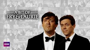 is u0027a bit of fry and laurie u0027 available to watch on netflix in