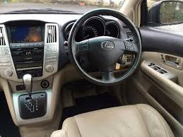 lexus rx400h problems used lexus rx 400h suv 3 3 executive limited edition cvt 5dr in