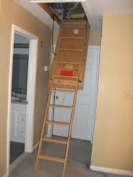 file attic ladder open jpg wikipedia