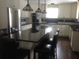 how to install a kitchen island countertops replacing kitchen cabinet doors cost neutral