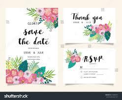Wedding Invitation Card Template Wedding Invitation Card Template Text Stock Vector 675080497