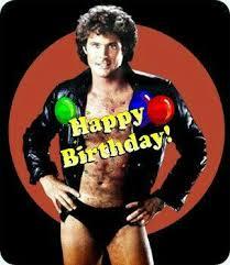 David Hasselhoff Meme - happy birthday meme david hasselhoff birthday funny pinterest