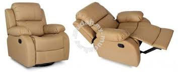 Single Recliner Sofa Leather Single Seat Recliner Sofa Furniture Decoration For