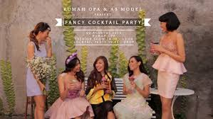 fancy cocktail party teaser youtube