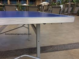 aluminum ping pong table kettler cologne outdoor ping pong table