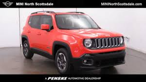 jeep renegade used used jeep renegade at bmw scottsdale serving az