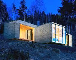 cabin design eco cabin inhabitat green design innovation architecture