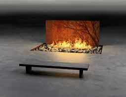 amazing outdoor and indoor fireplaces collection tree home