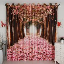 compare prices on pink tree curtains online shopping buy low