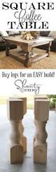 Building Wooden Coffee Tables by 13 Easy Diy Coffee Tables You Can Actually Build Yourself Coffee