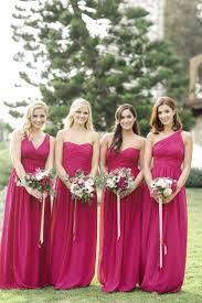 donna bridesmaid dresses best 25 raspberry bridesmaid dresses ideas on fuchsia