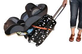 go go kids travelmate go go babyz travelmate car seat luggage orange one size