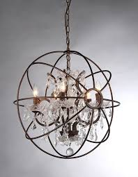 Diy Ball Chandelier Chandelier Marvelous Spherical Chandalier Orb Chandelier Canada