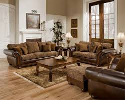 amazon com simmons vintage leather tobbaco fabric queen size