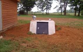 Backyard Tornado Shelter Concrete Storm Shelters 864 314 0027