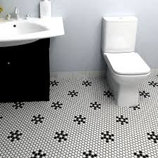 somertile fxlm1hms retro hex snowflake porcelain floor and wall