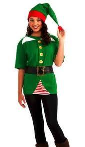 Elf Halloween Costume Super Easy Elf Shelf Costume Red Shirt U0026 Leggings Santa