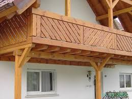 balkone holz balkone treyer gmbh holz bau