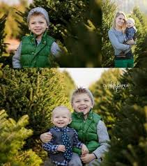 christmas tree farm family photos cochranville pa