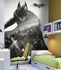 Spiderman Wallpaper For Bedroom Superheroes Theme Bedroom Decorating Ideas Batman Bedroom