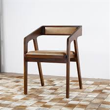 Simple Chair Simple And Modern Wood Chair Coffee Chair Lounge Chair Wood Dining