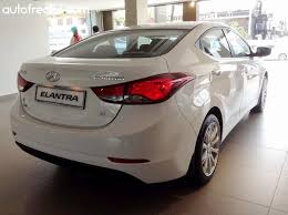rear bumper hyundai elantra hyundai elantra facelift officially launched from rm85 888