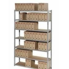 rangement archives bureau rayonnages armoires et vestiaires métalliques top rangement