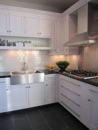ideas for kitchen wall tiles kitchen wall tiles ideas dark tile kitchen floor black wall tiles