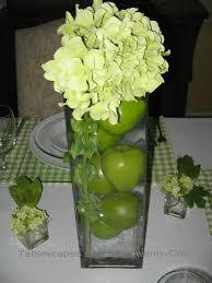 Apple Centerpiece Ideas by Green Apple Centerpieces Green Apple Table Centerpieces Sour