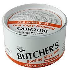 amazon com butcher 915 01 1lb clear paste floor wax home