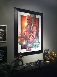 Movie Posters For Media Room Movie Poster Drew Struzan Style And Technique