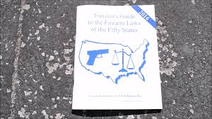 Ohio Ccw Reciprocity Map by Traveler U0027s Guide To The Firearm Laws Of The Fifty States Youtube